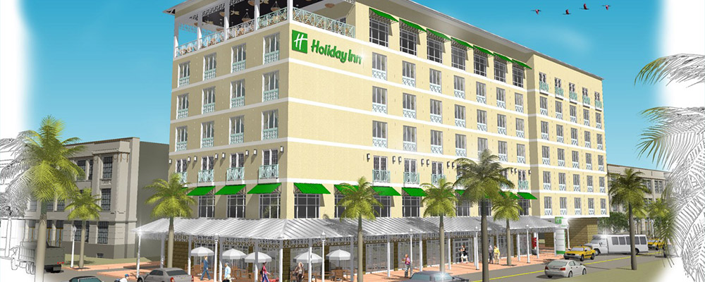 Holiday Inn | Downtown Fort Myers Project